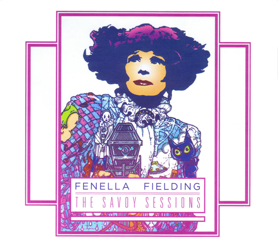 <b>        Fielding, Fenella — <I>The Savoy Sessions</I></b>, 2012 C.D.