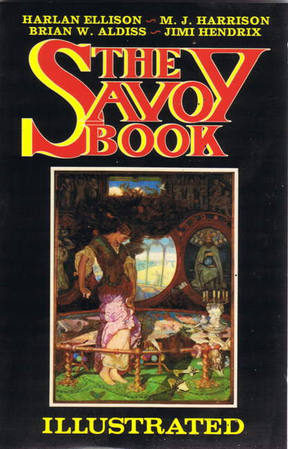 <b>    Britton & Michael Butterworth, David (eds.) — <I> The Savoy Book</I></b>, 1978