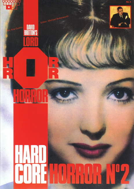 <b><I>   Lord Horror </I> No.  4 — <I>Hard Core Horror</I> No. 2</b> (1990)