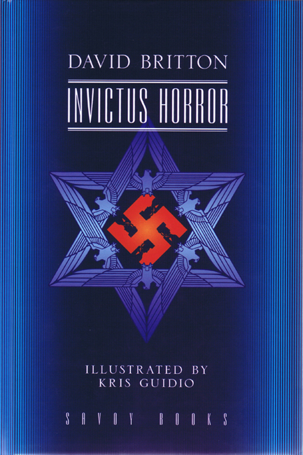 <b>     Britton, David — <I>Invictus Horror</I></b>, 2013