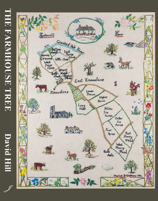 <b><i>       The Farmhouse Tree</i> (2013), by David Hill</b>
