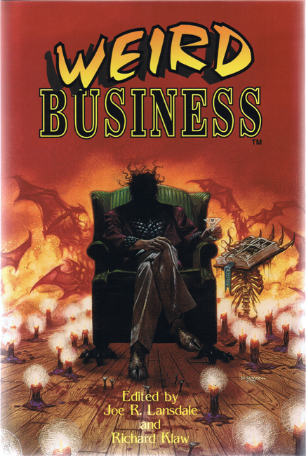 <b>Lansdale & Richard Klaw, Joe R. (eds.) — <I>Weird Business</I></b>, 1995