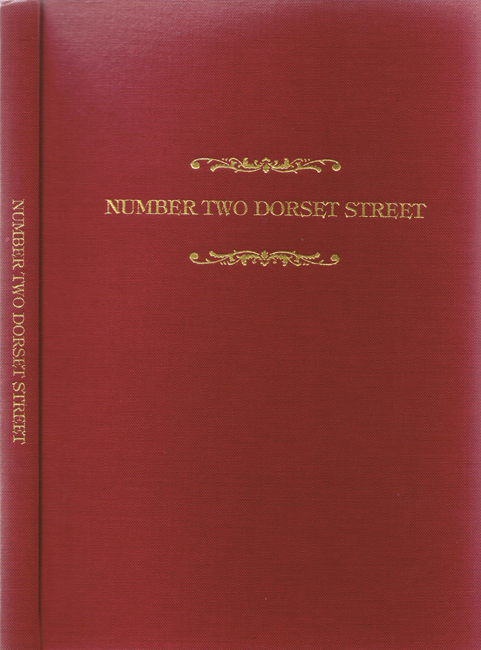 <b><i>The Adventure Of The Dorset Street Lodger</i></b>, 1996, as by &quot;John H. Watson M.D.&quot;, Number Two Dorset Street h/c