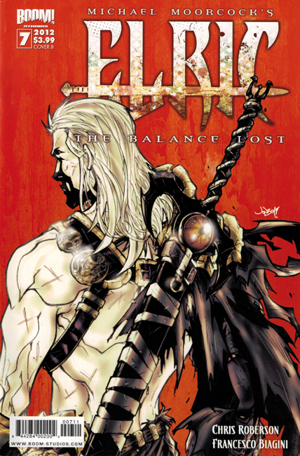 <b><I>Elric:  The Balance Lost </i></b> (#    <b>7</b> [cover B])