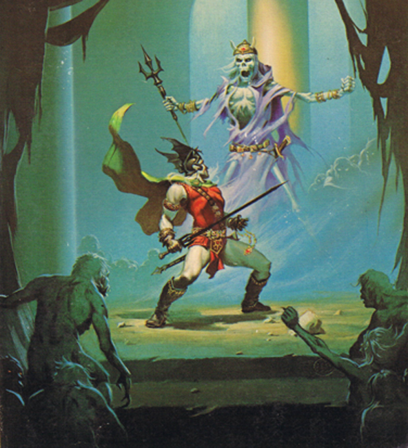<b><i>The Bane Of The Black Sword</i> (1977)</b>