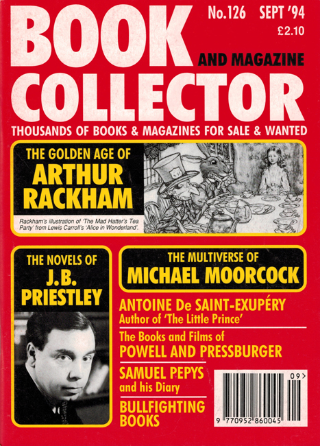 1994 <b><i>Book And Magazine Collector</i></b> (#<b>126</b>)