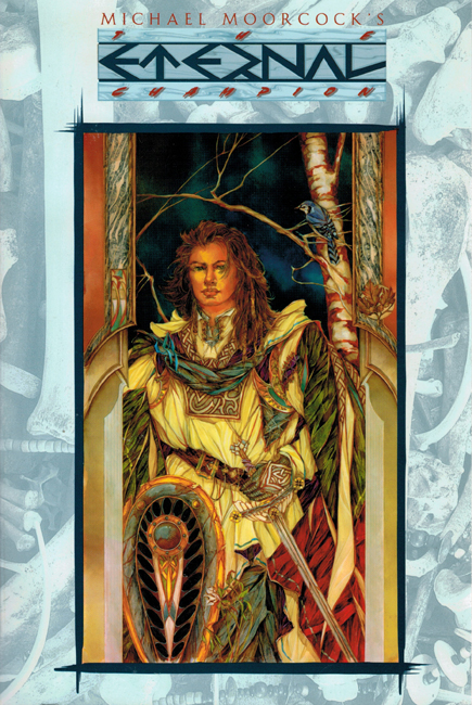 <b><I>The Eternal Champion</I></b>, 1996, White Wolf trade p/b omnibus