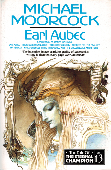 <b><i>Earl Aubec And Other Stories</I></b>, 1993, Millennium trade p/b collection