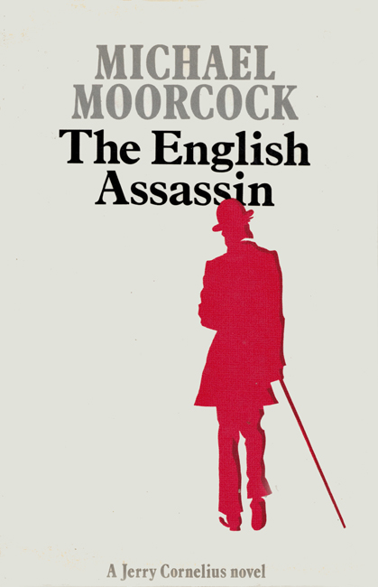 <b><i>The English Assassin</i></b>, 1976, Allison & Busby h/c