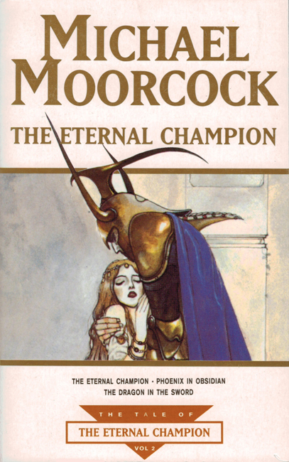 <b><I>The Eternal Champion</I></b>, 2003, Gollancz trade p/b omnibus