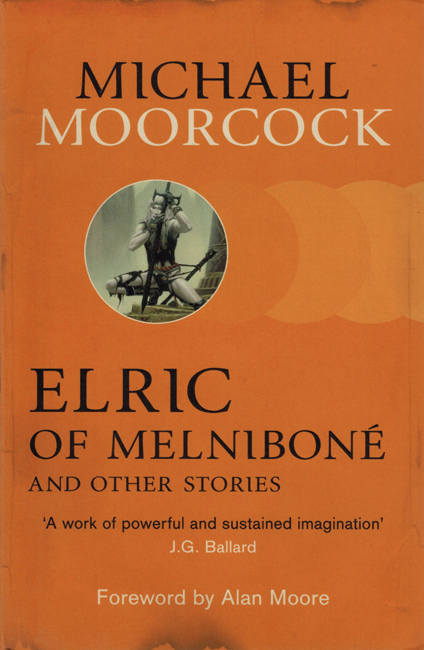 <b><i>Elric Of Melniboné And Other Stories</i> (2013)</b>