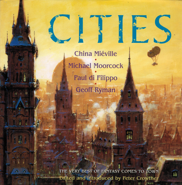 2003 <B><I> Cities</i></b>, Gollancz h/c