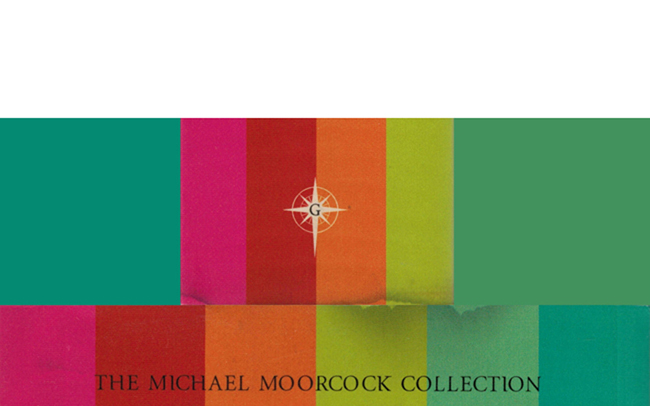 <b>The Michael Moorcock Collection (omnibuses, 2013-2015)</b>