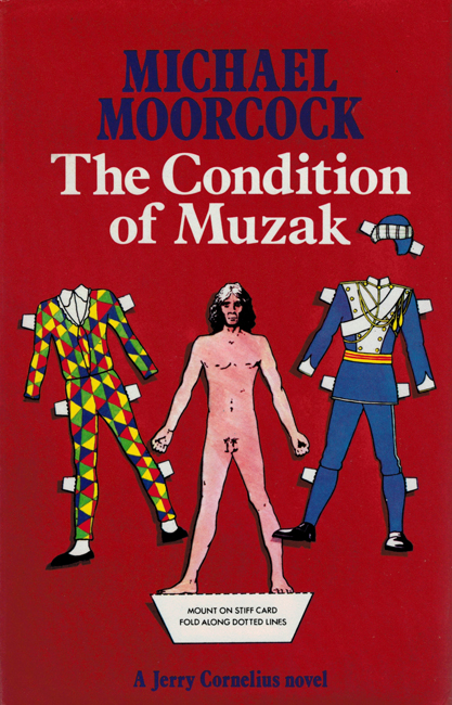 <b><i>The Condition Of Muzak</i></b>, 1977, Allison & Busby h/c