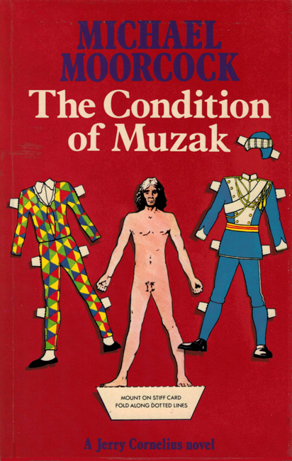 <b><i>The Condition Of Muzak</i></b>, 1977, Allison & Busby trade p/b