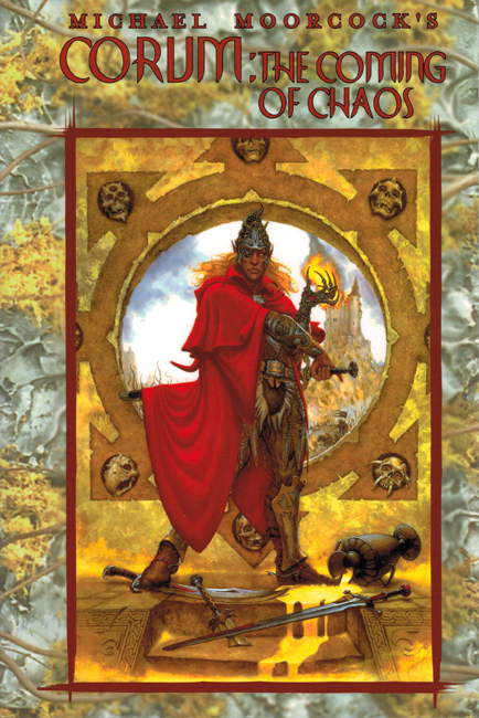 <b><i> Corum: The Coming Of Chaos</i></b>, 1999, White Wolf trade p/b omnibus