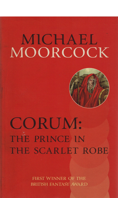 <b><i>Corum:  The Prince In The Scarlet Robe</i> (2013)</b>