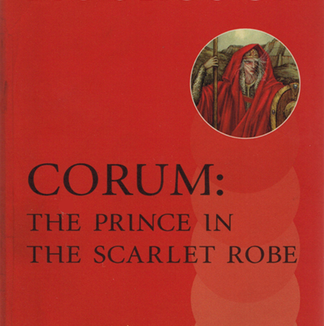 <b>Corum:  The Prince In The Scarlet Robe (1971)</b>