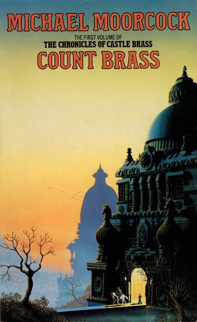<b><i>Count Brass</i></b>, 1988, Grafton p/b