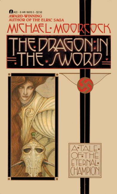 <b><i>The Dragon In The Sword</i></b>, 1987, Ace p/b