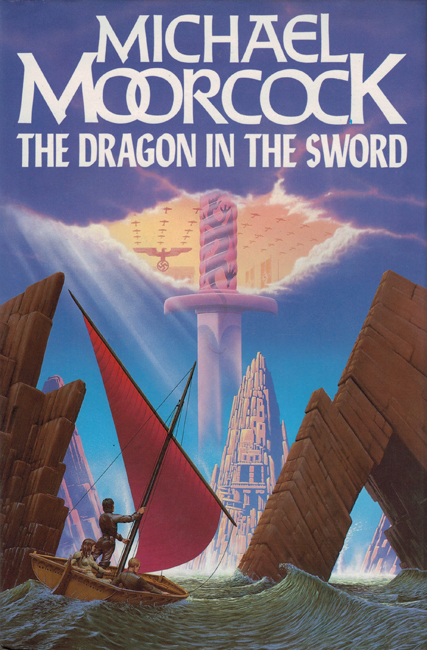 <b><i> The Dragon In The Sword</i></b>, 1987, Guild h/c