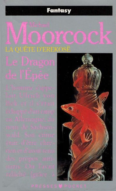 <i>          Dragon In The Sword</i>: <b><i>Le Dragon De L'Épée</i></b>, Presses Pocket, 1991 p/b