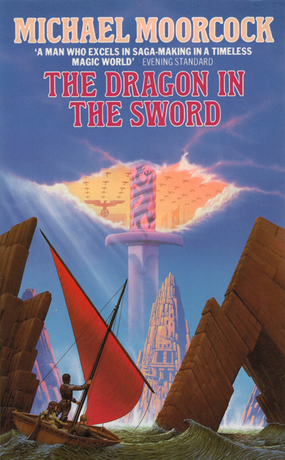 <b><i>The Dragon In The Sword</i></b>, 1988, Grafton p/b