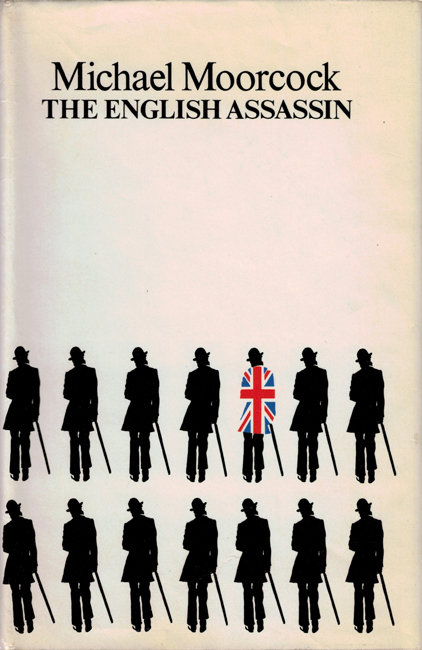 <b><i>The English Assassin</i></b>, 1972, Allison & Busby h/c