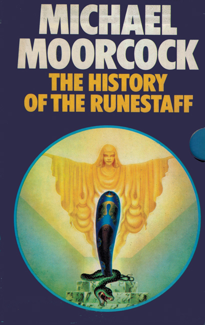 <b><i>  The History Of The Runestaff</i></b>, Mayflower/Granada box set