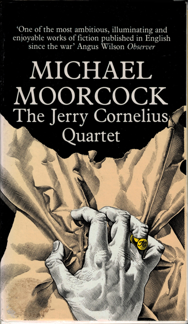 <b><i> The Jerry Cornelius Quartet</i></b>, Fontana box set