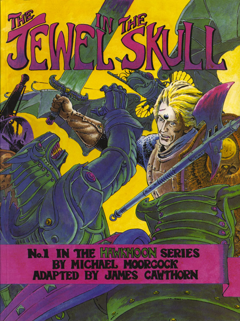 <b> Cawthorn, James — <I> The Jewel In The Skull</I></b>, 1979