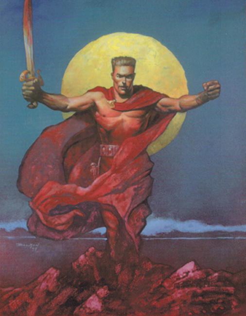 <b><i>Kane Of Old Mars</i> (1998)</b>