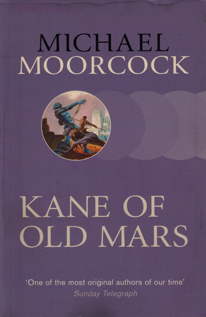 <b><i>Kane Of Old Mars</i> (2015)</b>