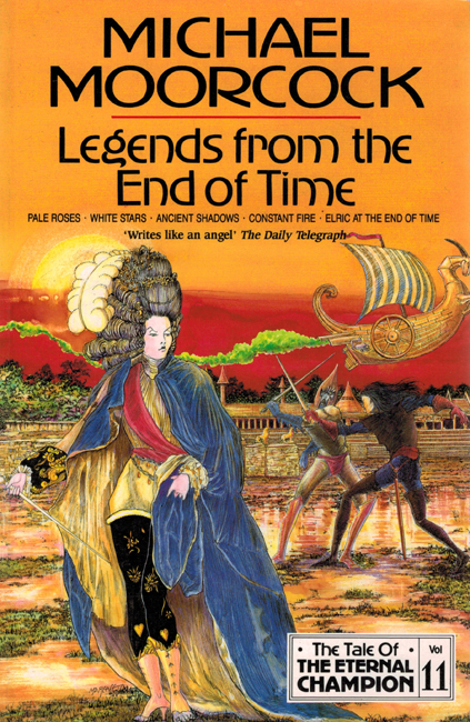 <b><I>Legends From The End Of Time</I></b>, 1993, Millennium trade p/b omnibus