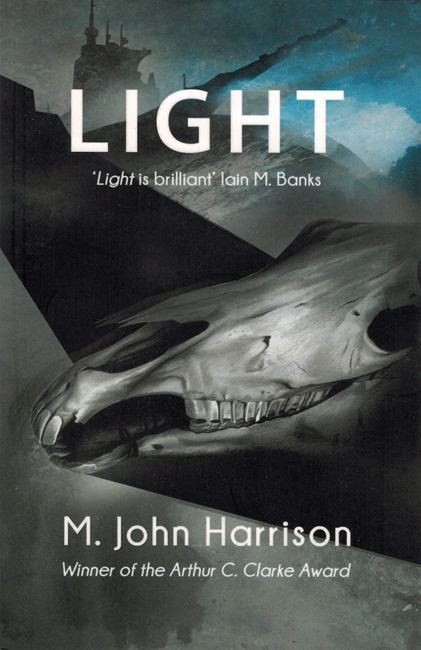 <b>    Harrison, M. John:   <i>Light</b></i>, Gollancz trade p/b