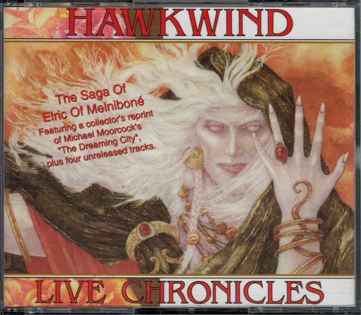 <i><b>        Live Chronicles</i></b>, by Hawkwind, Griffin C.D.