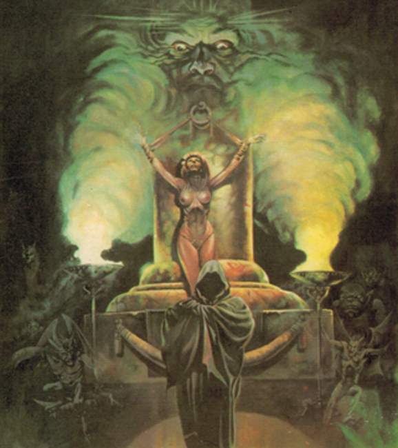 <b><i>Moorcock's Book Of Martyrs/Dying For Tomorrow</i> (1976)</b>