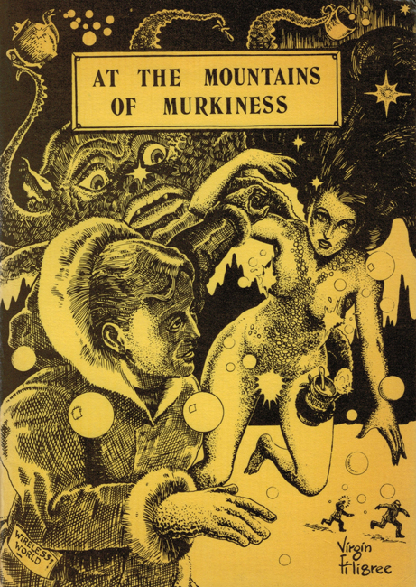 <b>    Locke, George</b> (ed.): <b><I>At The Mountains Of Murkiness</b></I>, Ferret Fantasy, 1973 trade p/b