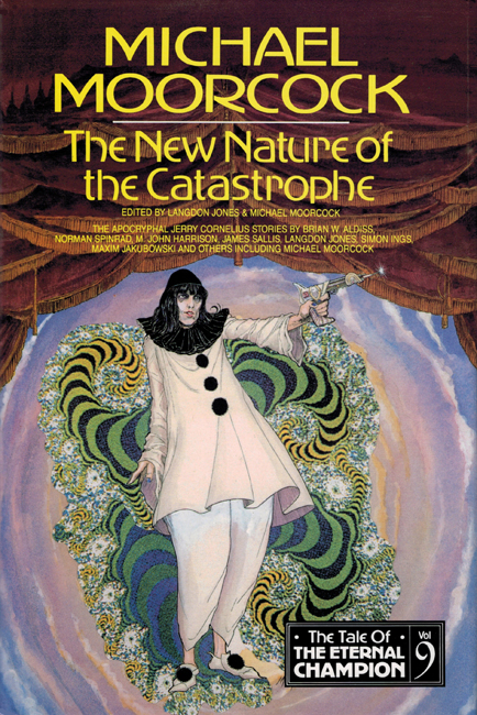 <b><I>The New Nature Of The Catastrophe</I></b>, 1993, ed. with Langdon Jones, Millennium h/c collection
