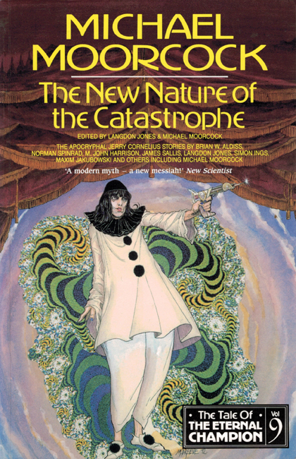 <b><I>The New Nature Of The Catastrophe</I></b>, 1993, ed. with Langdon Jones, Millennium trade p/b collection