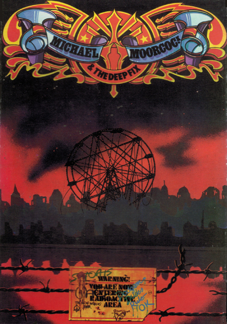 <i><b>                  New World's Fair</i></b> (sic), by Michael Moorcock & The Deep Fix, Griffin C.D. box set