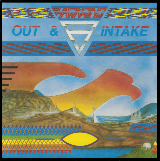 <i><b>          Out & Intake</i></b>, by Hawkwind, Griffin C.D.