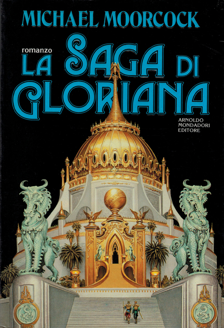 <b><I>   La Saga Di Gloriana</I></b>, 1991, Mondadori trade p/b <b>(revised)</b>