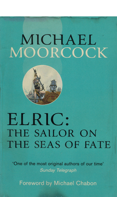 <b><i>Elric: The Sailor On The Seas Of Fate</i> (2013)</b>