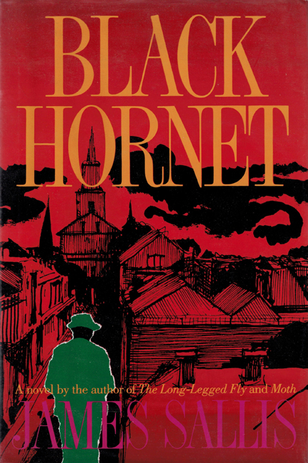 <b>   Sallis, James:    <I>Black Hornet</b></I>, Carroll & Graf, 1994 h/c