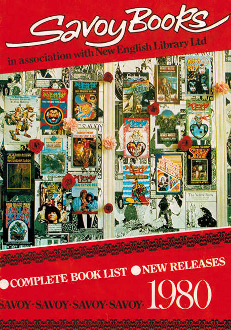 <b><i>    Complete Book List • New Releases 1980</i></b?
