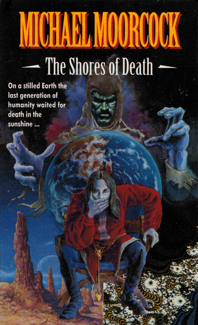 <b><I>The Shores Of Death</I></b>, 1993, Roc p/b