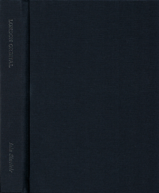 <b>   Sinclair, Iain:    <I>London Orbital</b></I>, Goldmark/Granta, 2002 ltd. ed. h/c
