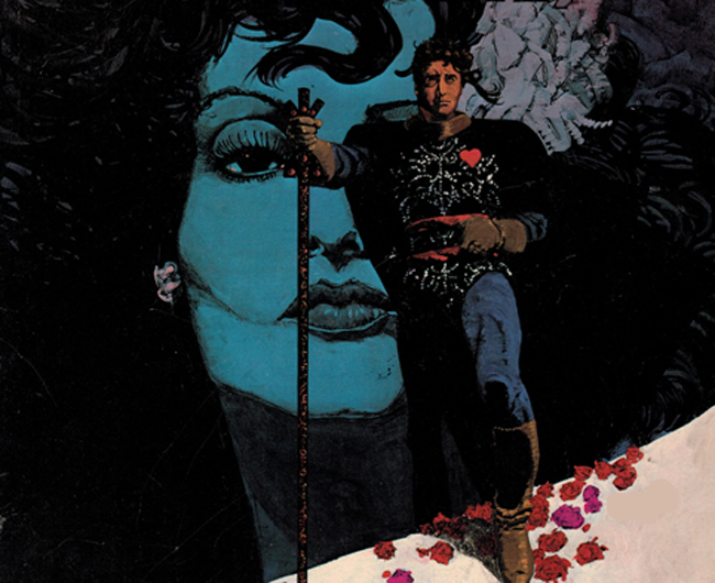 <b><i>The Swords Of Heaven, The Flowers Of Hell</i> (graphic, 1979)</b>