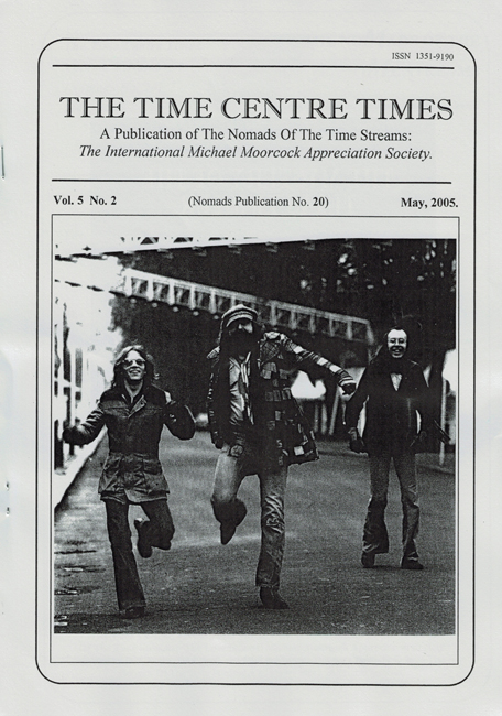2005 <b><I>The Time Centre Times</I></b> (<b>Vol. 5  No. 2</b>)